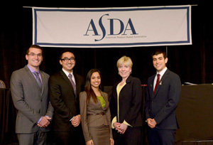 American Student Dental Association 2014–15 Elects Executive Committee and Speaker of the House of Delegates