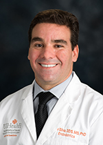 Dr. Renato Silva Named Chair of Department of Endodontics at UTSD