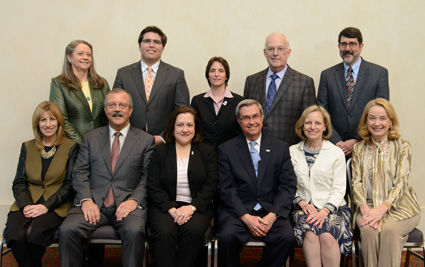New ADEA Board of Directors Installed for 2014-15